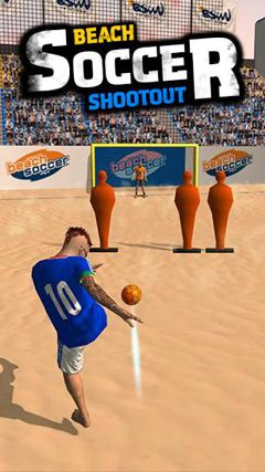 Beach soccer shootout v0.9
